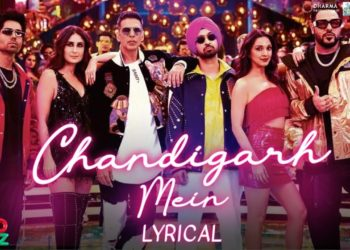 Chandigarh Mein Song Lyrical Video | Good Newwz Movie Songs