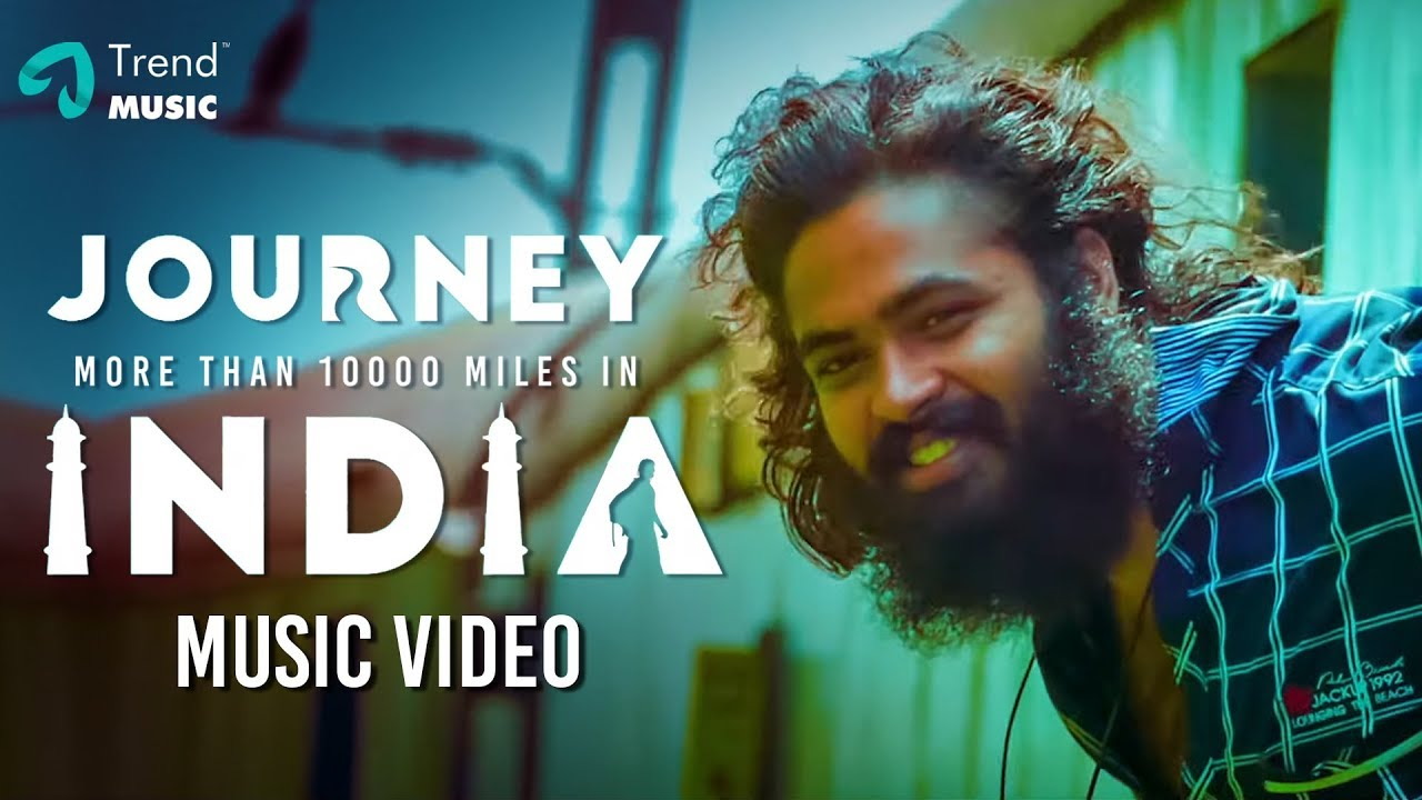Journey more than 10,000 miles in India | Travel Music Video