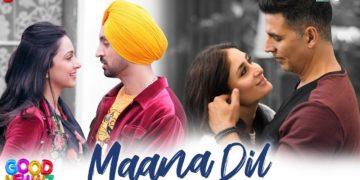 Maana Dil Video   Good Newwz Songs