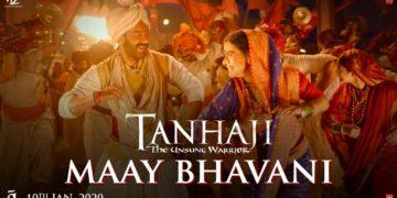 Maay Bhavani Video   Tanhaji The Unsung Warrior Songs