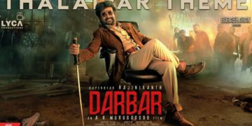Thalaivar Theme Song | Darbar Movie Songs