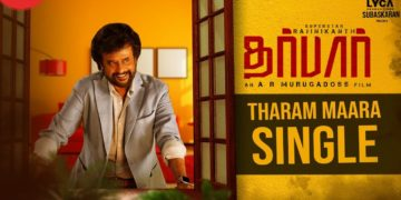 Tharam Maara Single Song | Darbar Movie Songs