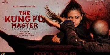 The kungfu master trailer