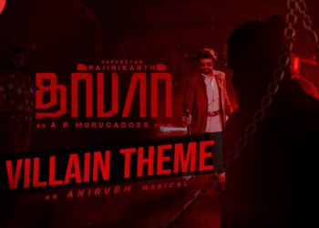 Villain Theme | Darbar Movie Songs