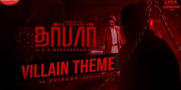 Villain Theme | Darbar Movie Songs