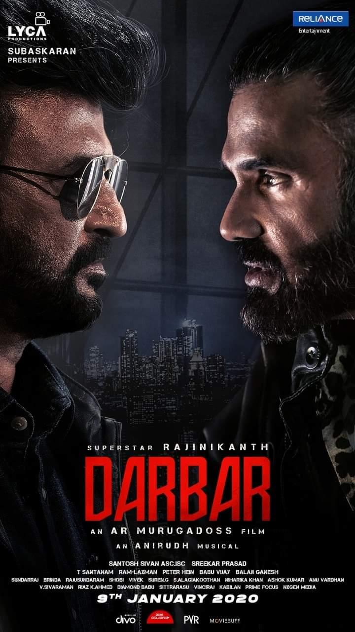 Darbar Poster 2