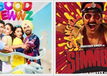 Is Simmba & Good Newwz Makes Magic on Bollywood Box office Record