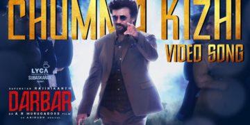 Chumma kizhi video song | Darbar songs
