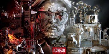 Darbar tamil Motion Poster by Vinci Raj