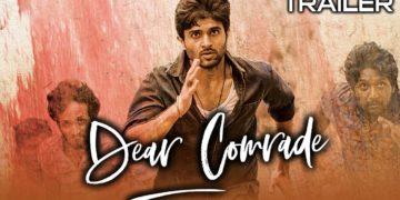 Dear Comrade Hindi Dubbed Trailer