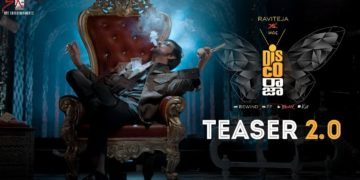 Disco Raja Teaser 2.0 Teaser