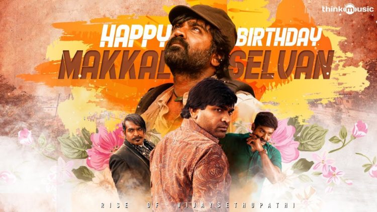 Happy Birthday Makkal Selvan Vijay Sethupathi – Best Wishes By Live Cinema News
