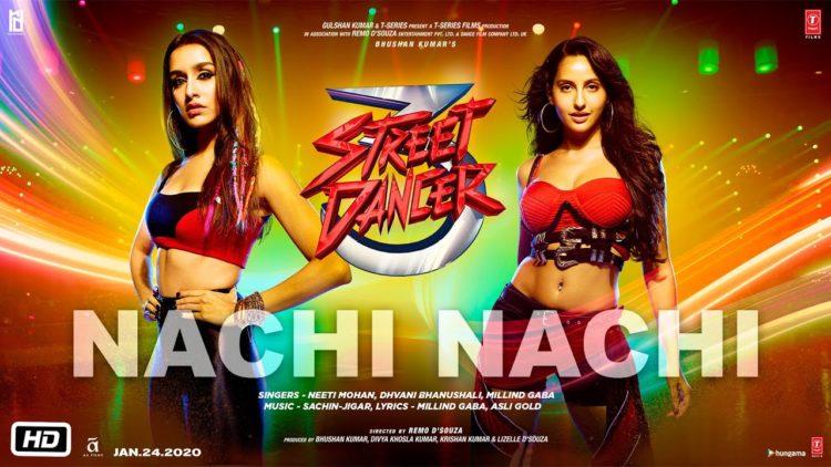 Nachi Nachi Video Song | Street Dancer 3D Movie Songs