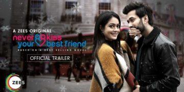 Never kiss your best friend trailer | A ZEE5 Original