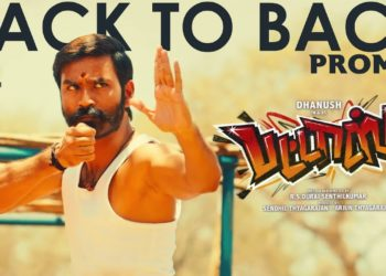 Pattas movie back to back promos