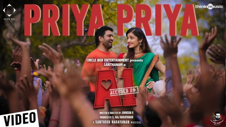 Priya priya video song | A1 movie songs
