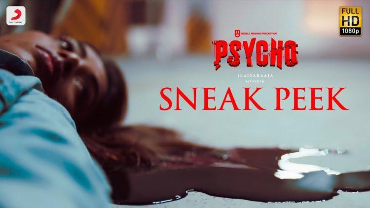 Psycho tamil movie scene