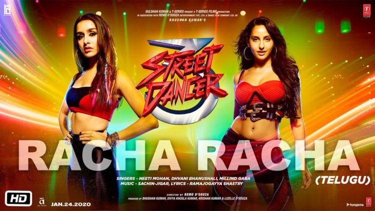 Racha Racha Video Song | Street Dancer 3D Telugu Songs