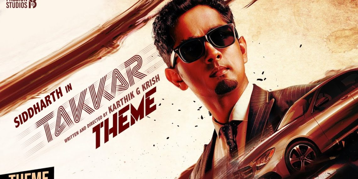 Takkar Tamil Theme Video