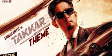 Takkar Telugu Theme Video