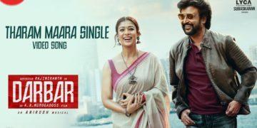 Tharam Maara Single Video Song | Darbar songs