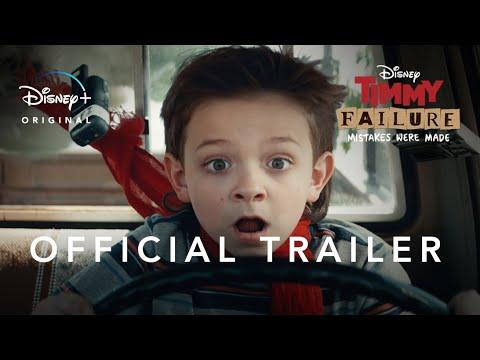 Timmy Failure: Mistakes Were Made Trailer   Netflix Series