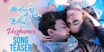 Veezhumee song teaser | Chethi mandharam thulasi movie songs