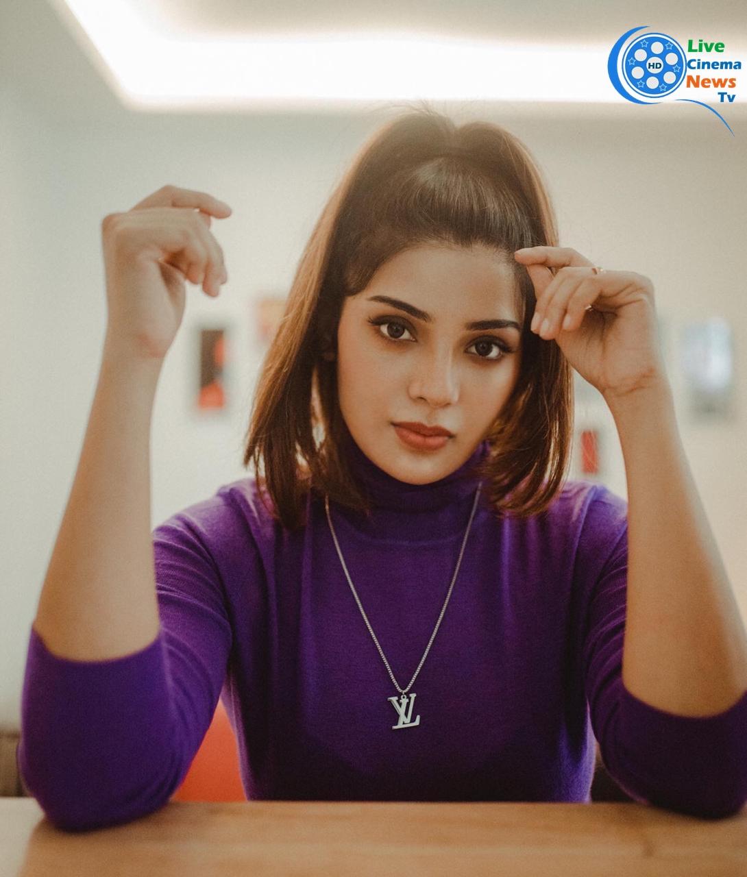Aathmika latest image