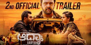 Aadyaa Trailer-2