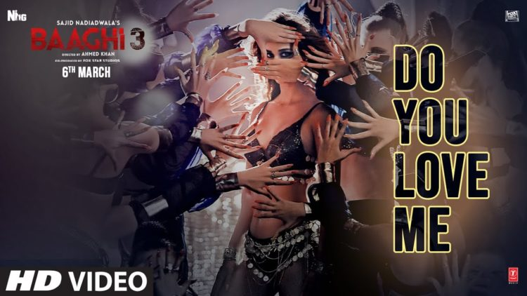 Do You Love Me Video | Baaghi 3 Movie Songs