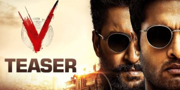 V Telugu Movie Teaser