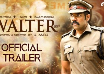 Walter Tamil Movie Trailer