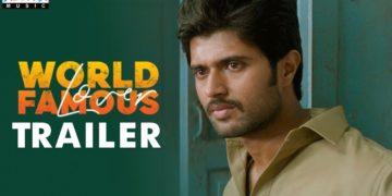 World Famous Lover Telugu Trailer