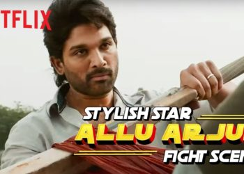 Allu Arjun Fight Scene | Ala Vaikunthapurramloo | Netflix India