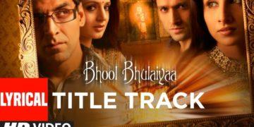 Bhool Bhulaiyaa Title Track