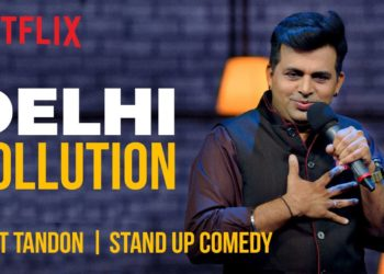How Delhi People Deal with Pollution | Amit Tandon Comedy | Netflix