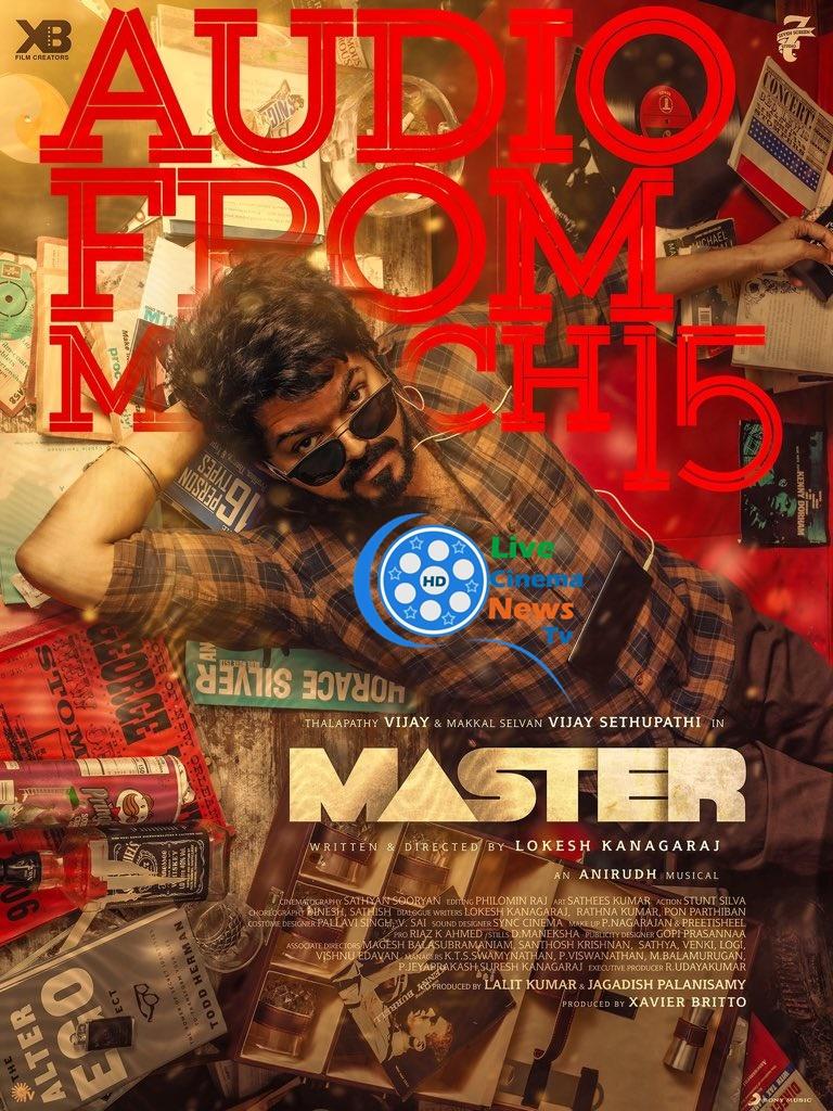 master audio 15 march2020
