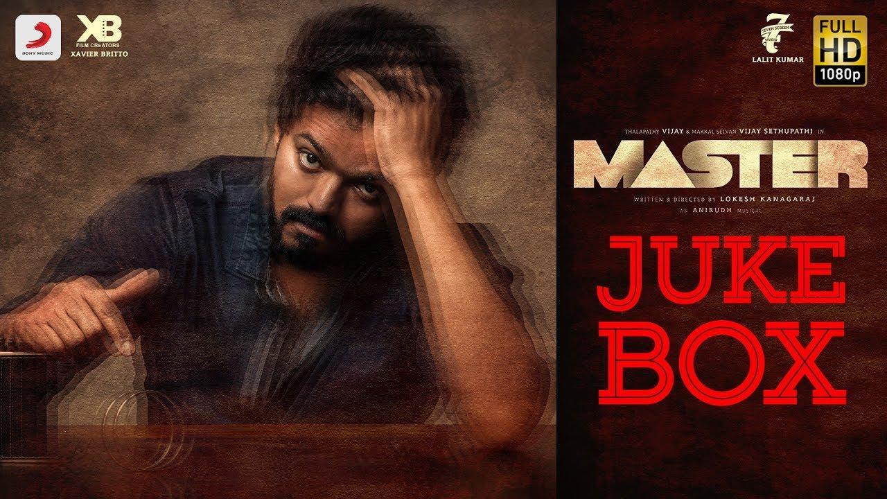 master songs lyrical master jukebox vijay latest songs cinema news