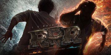 S.S. Rajamouli'S RRR Tamil Motion Poster