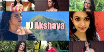 VJ Akshaya Wallpaper
