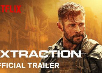 Extraction Trailer   Netflix India