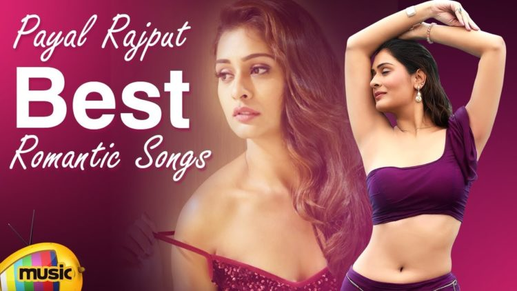 Payal Rajput Back To Back Best Romantic Songs