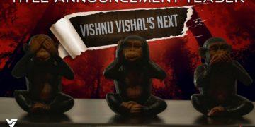 Vishnu Vishal's Mohan Doss Title Teaser Video