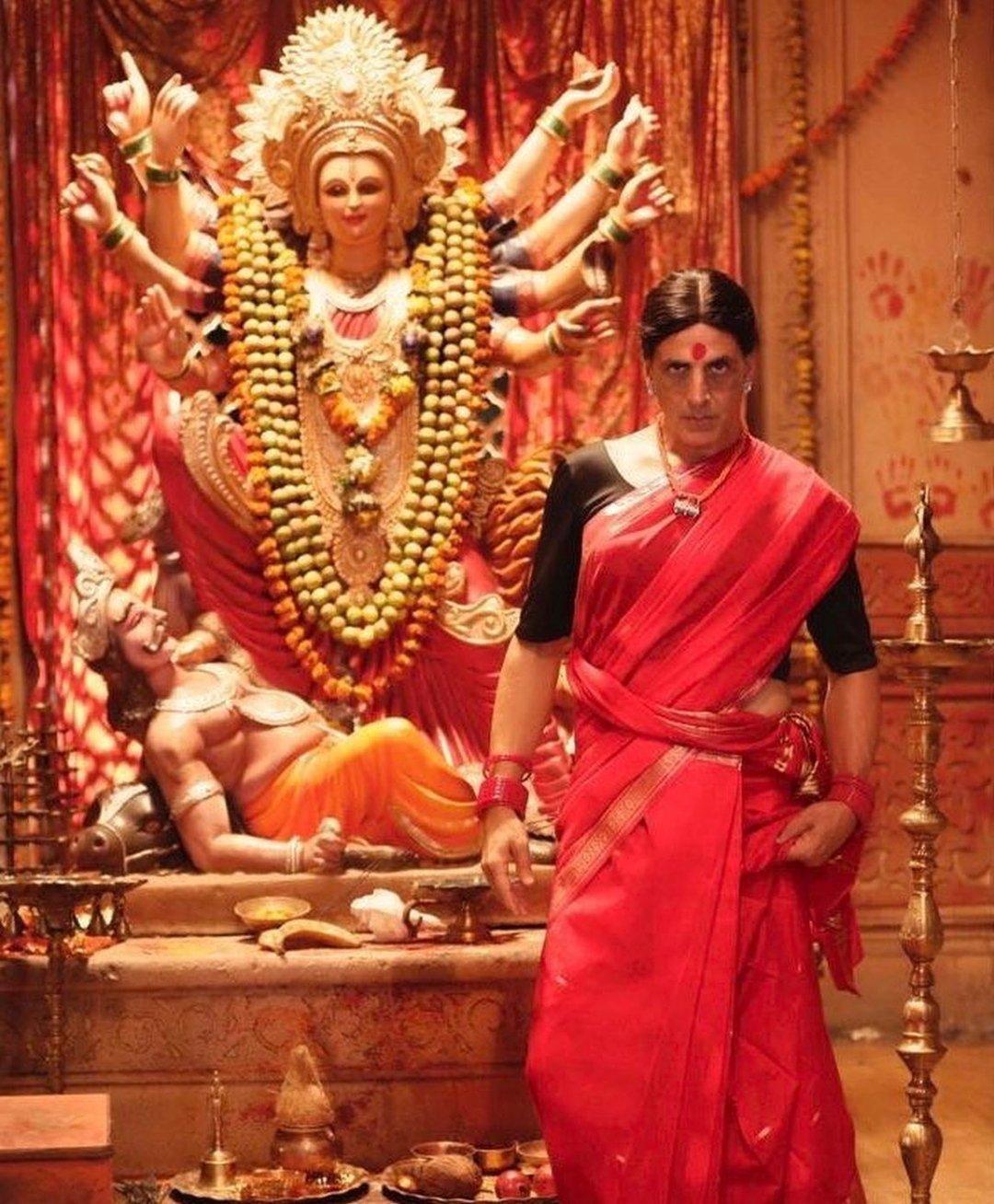 லட்சுமி பாம் படத்தில் அக்ஷய் குமார்