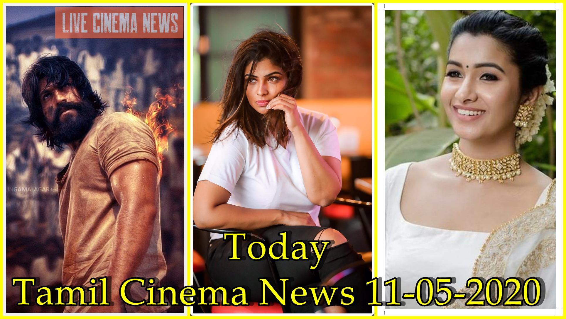 Tamil Cinema News 11-05-2020