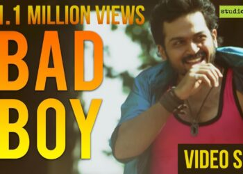 Bad boy Video Song HD | Alexpandian Movie Songs
