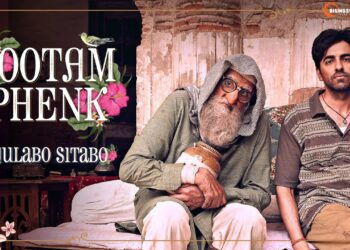 Gulabo Sitabo Movie Songs | Jootam Phenk Song