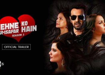Kehne Ko Humsafar Hain 3 Trailer | Premieres 6th June on ZEE5