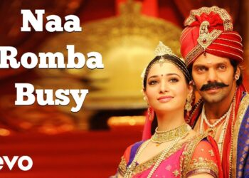 Naa Romba Busy Video Song HD   Vasuvum Saravananum Onna Padichavanga Movie Songs