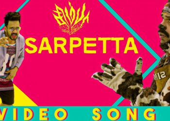 Simba Movie Songs | Sarpetta Video Song